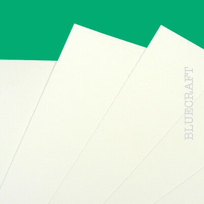 25 sheets x A4 Diamond White Top Quality Crafting Card 400gsm