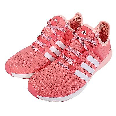 adidas CC Gazelle Boost W Pink White Womens Running Shoes Sneakers S77245