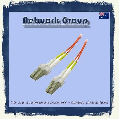 Fiber Optic LC-LC SM DX patch cord 9/125 5Meter Singlemode Duplex Buy 4 Get 5