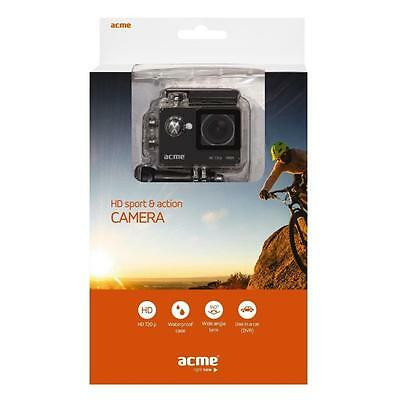 ACME VR02 Full HD sports & action camera with Wi-Fi compact new Car Ski Bike