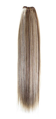 Euro Silky Weave | Human Hair Extensions | 18 inch | Colour Light Brown / Sunshi