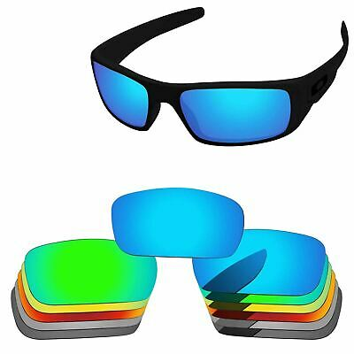 PapaViva Polarized Replacement Lenses For-Oakley Crankshaft Multi-Options