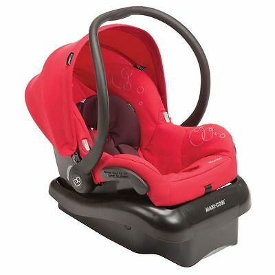 Maxi Cosi Mico Nxt Infant Car Seat - Intense Red