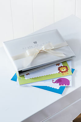 Beautiful Twins Baby Record Book, Twins Journal, Baby Book for Twins (ST1)