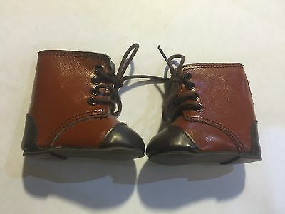 American Girl Doll Josefina Retired Riding Outfit Boots ONLY Pleasant Company