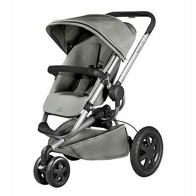 Quinny Buzz Xtra 2.0 - Stroller for baby, infant and toddler - GRAVEL GREY