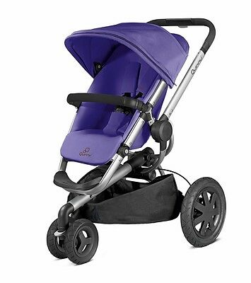 Quinny Buzz Xtra 2.0 - Stroller for baby, infant and toddler - PURPLE PACE