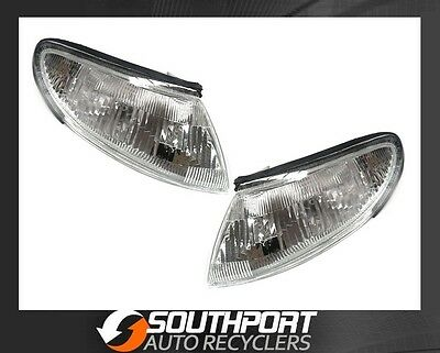 Ford Falcon Indicator Corner Lights Suit Ef El Xh Nf Nl Df Dl *new Pair*