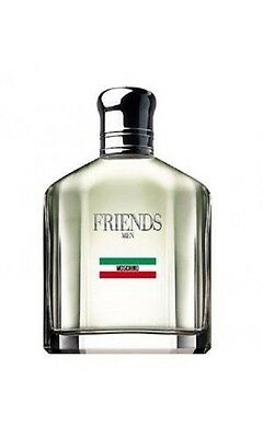 MOSCHINO FRIENDS MEN PERFUMED DEO NATURAL SPRAY - 75 ml