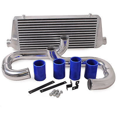Aluminium Front Mount Intercooler Kit Fmic For Vauxhall Opel Corsa D 07+ Vxr