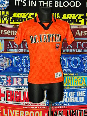 5/5 D.C. United (Washington) adults XS football shirt jersey trikot soccer