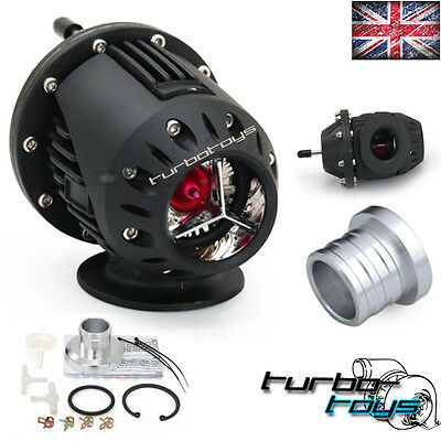 Vw Polo Gti 9N3 1.8T Sequential Ssqv Atmospheric Bov Dump Blow Off Valve Black
