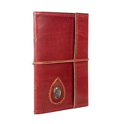 Fair Trade Handmade Extra Large Plain Leather Photo Album 2nd Quality