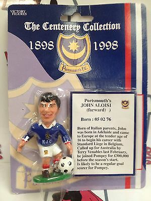 Victory Figures Portsmouth Fc John Aloisi
