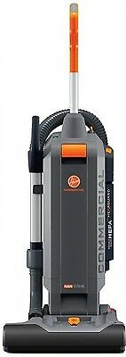 Commercial HushTone 15 In. Hard-Bagged Upright Vacuum Cleaner