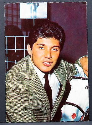 Paul Anka - AK - Foto Autogramm-Karte - Photo Postcard (Lot F7501