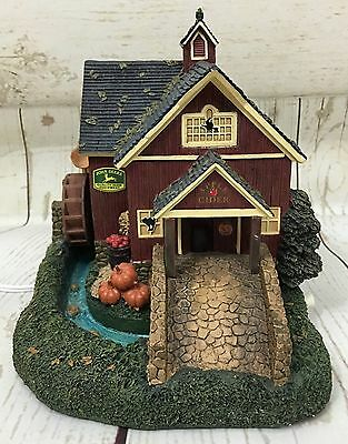 Hawthorne Village John Deere Cider House Mill Halloween Building * AS-IS Read*