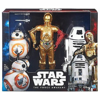 NEW Star Wars™ The Force Awakens 3 Pack Action Figures