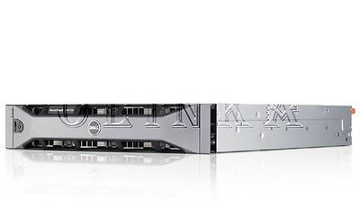 Dell Powervault Md1200 Barebones Empty Metal Chassis Only U648K X145K