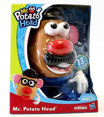 Mr Potato Head   13 Peice Playset  Playskool New