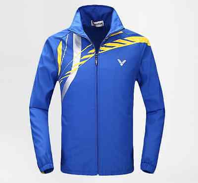 Victor Badminton Tracksuit - Top Design Sportswear - UK Stock Free Fast Delivery