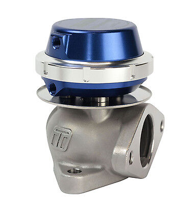TurboSmart WG38 Ultragate 38 Wastegate - 7psi Blue (Waste Gate 38mm)