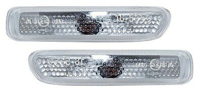 Bmw 3-Series E46 Convertible & Coupe Side Indicator Repeaters - Clear