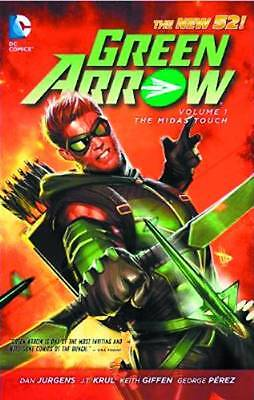 Green Arrow New 52 TPBs Volumes 1-7 DC Comics