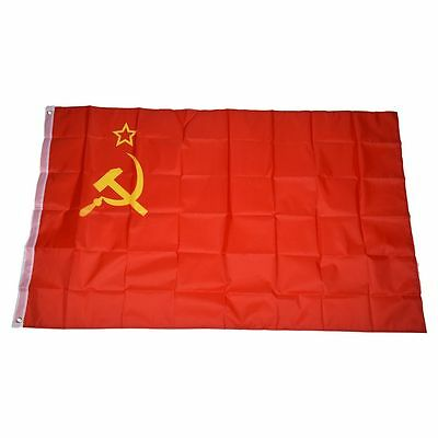USSR Country National Flag - 5ft X 3ft S*