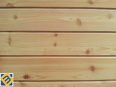 Shiplap Cladding Boards - Timber Cladding 125mm x 15mm