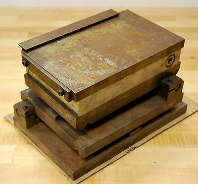 "Unknown Manufacturer 10""X6"" Magnetic Sine Table - USED"