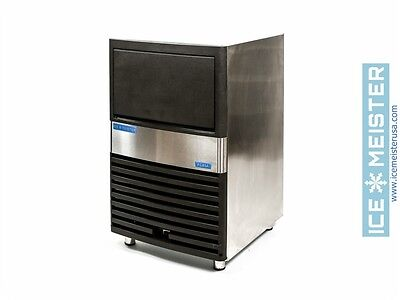 NEW IceMeister 85 lb Commercial Undercounter Built in Portable Ice Maker Machine
