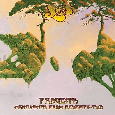 Yes - Progeny: Highlights from Seventy-Two