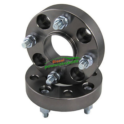 2 pcs Hubcentric Mitsubishi FOR Mazda wheel Spacers 4x114.3 20mm M12x1.25 BEST