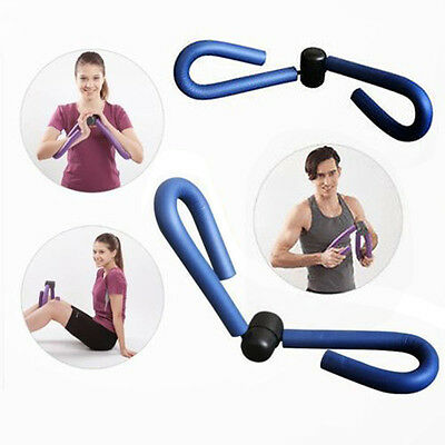 GYM Workout Fitness Thigh Master Muscle Toner Trimmer Exerciser Leg Arm Trainer