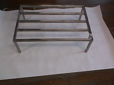 NEW 2HFW8 Low Prof Dunnage Rack, 2000 lb., SS, 36 W (H57T)