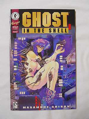 VINTAGE! Dark Horse Comics Ghost in the Shell #1 (1995)