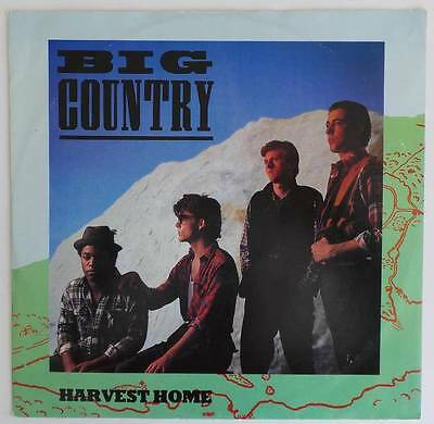 "Big Country - Harvest Home - 3 Track 12"" Vinyl Single"