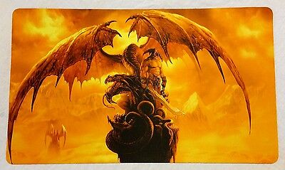 Dragon Warrior TCG playmat, gamemat 60cm wide 36cm tall for trading card game sm