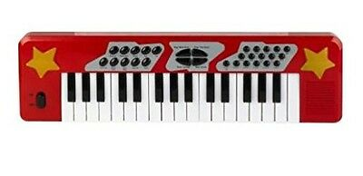 Electronic Keyboard - Red.. Shipping is Free
