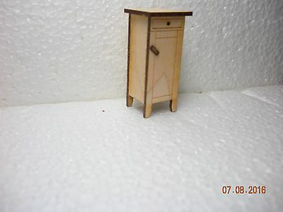 Dollhouse Miniature Half Inch Scale Jelly Cupboard