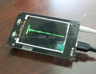 New 2.4LCD Music Frequency Spectrum Display Analyzer Amplifier Module