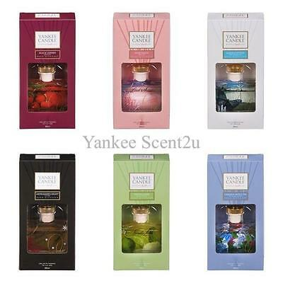 Yankee Candle VARIETY Signature Reed Diffuser FREE P&P