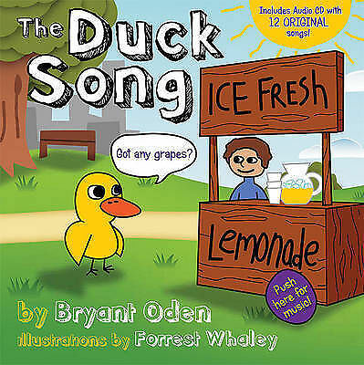 The Duck Song by Bryant Oden (Includes CD)