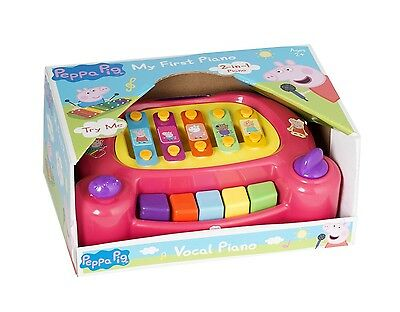 Peppa Pig Piano Toy. Free Shipping