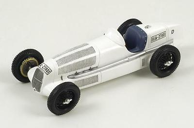 "Mercedes Benz W25 ""White"" 1934 (Spark 1:43 / S1039)"