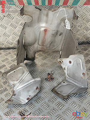 Ford Puma 1.7 VCT - Exhaust Manifold Three Piece Heat Shield