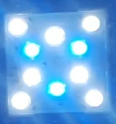Tmc Aquaray Aquabeam 1000Hd Ultra Reef White Led Tile Light & Psu (Sn:0009999)