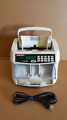 SEMACON S-1425 Currency Money Bill Counter