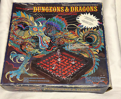 Dungeons and Dragons Computer Labyrinth Game by Mattel Electronics, Vintage 1980